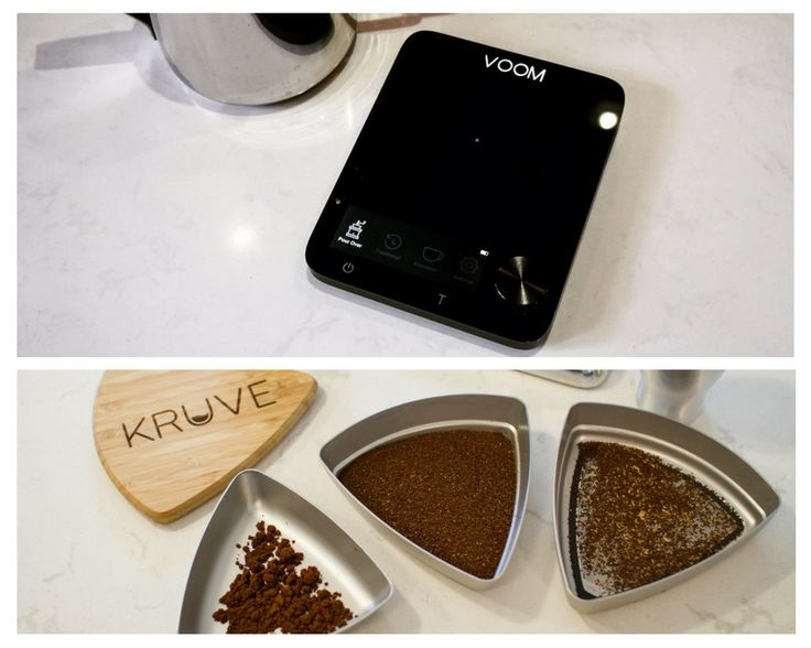 Enter to win specialty coffee equipment from Voom Works and Kruve. https://wn.nr/Z44RtB