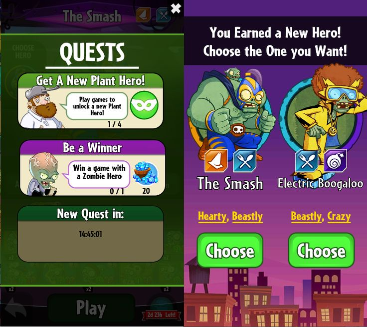 Image result for plants vs zombies heroes card