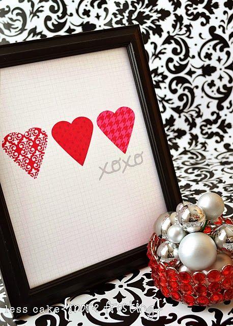 valentine decor ideas