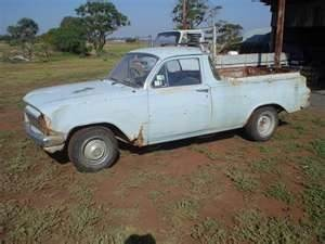 Obviously, this 1963 EH Holden Ute gets A LOT of use.