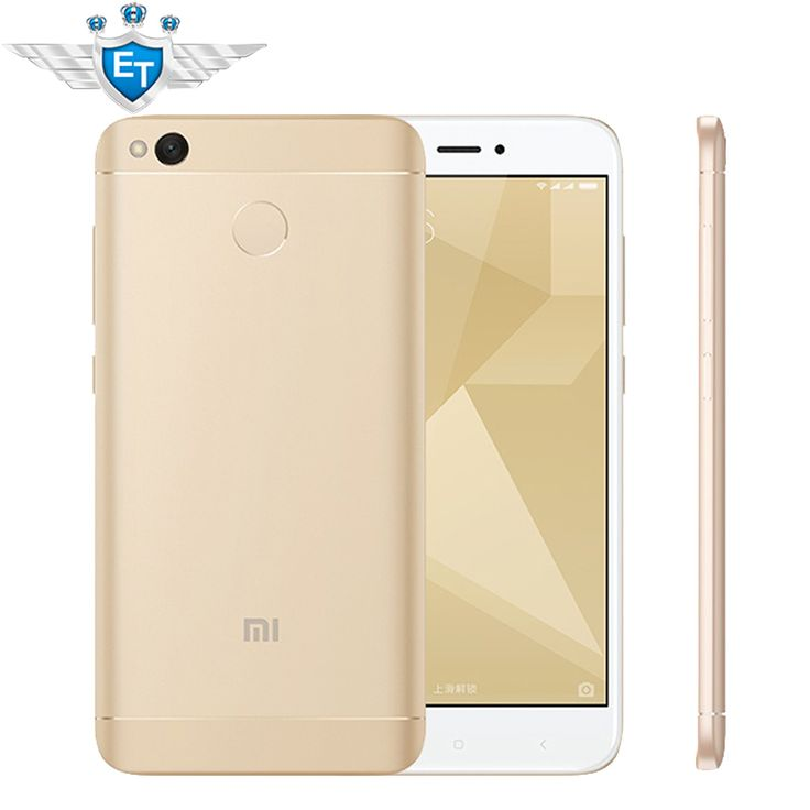"Cheap smartphone 3gb, Buy Quality octa core directly from China original xiaomi redmi Suppliers: Original Xiaomi Redmi 4X PRO 4 X Smartphone 3GB 32GB 5.0"" HD Screen Snapdragon 435 Octa Core 4100mAh 13.0MP Global ROM LTE OTA"
