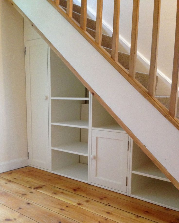 26 best bookcase under stairs images on pinterest bar for Kitchen units under stairs