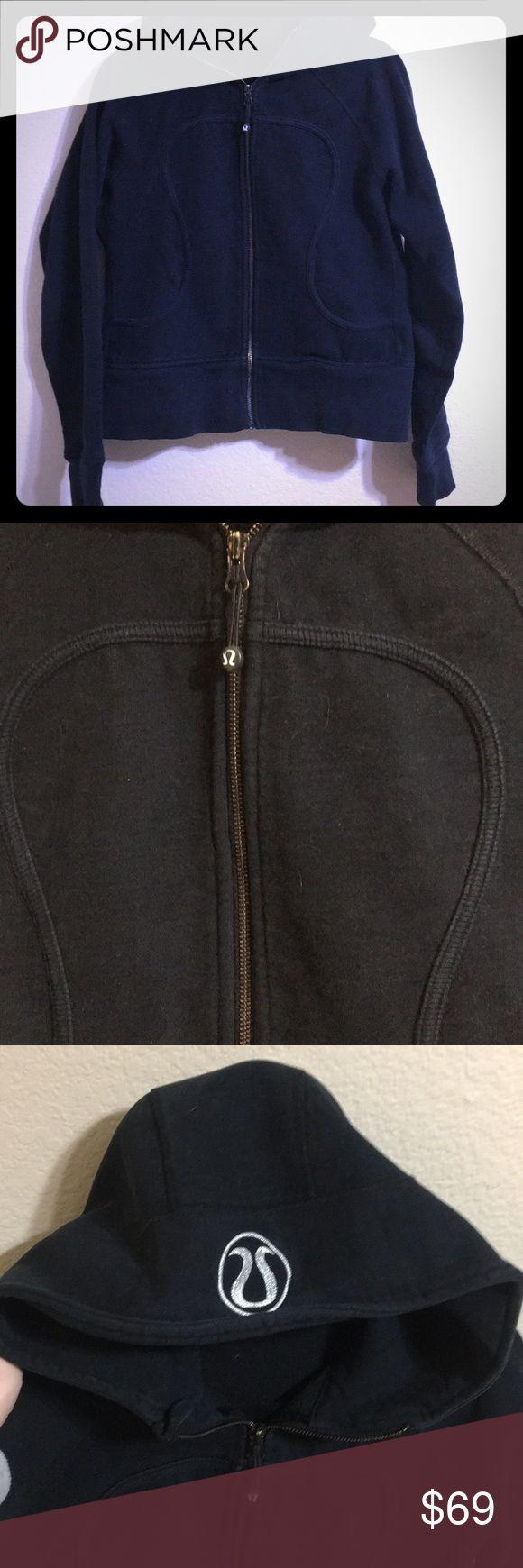 Lululemon Scuba hoodie Lululemon scuba Hoodie. Great condition. No label lululemon athletica Tops Sweatshirts & Hoodies