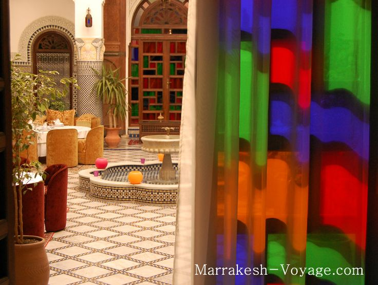 Enjoy a wide variety of exotic hotels, riads and guest houses in Morocco. Photo by http://electricmeg.com