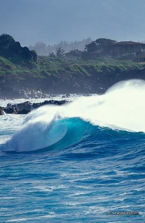 Waimea bay Oahu