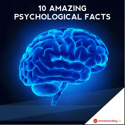 10 Amazing Psychological Facts | Amaze Today  # Expectant fathers can sometimes experience a sympathetic pregnancy where they have symptoms like back ache, weight gain, strange food cravings and nausea. (Visit Site to Read More)