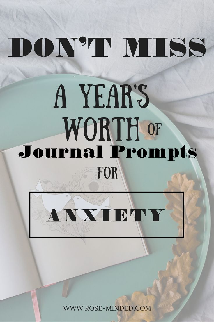 Mental health journal prompts for Anxiety & Stress relief! These prompts support mental well-being, using self-care, psychology, and signs and symptoms of anxiety and anxiety disorders. Check out the prompts!