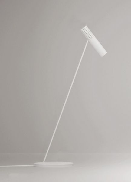 Viabizzuno   Droid Tavolo   LED Table light by Antoni Arola