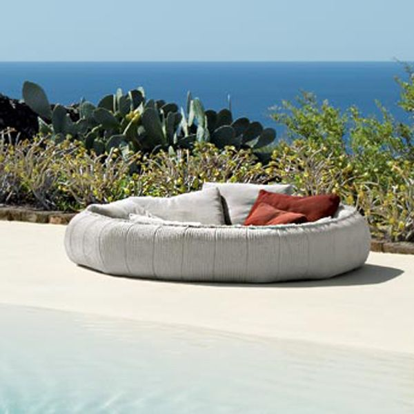 Daybed Ease - design Francesco Rota - Paola Lenti