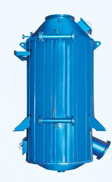 LRF Marine Exhaust Thermal Oil Heater LRF36-0.8 Exhaust Gas Heating Area 36 m² Design Pressure 0.8 Mpa