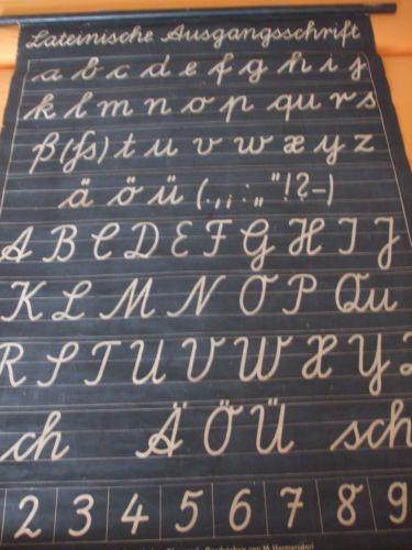 ber ideen zu kursive buchstaben auf pinterest schreibschrift alphabet druckbare. Black Bedroom Furniture Sets. Home Design Ideas