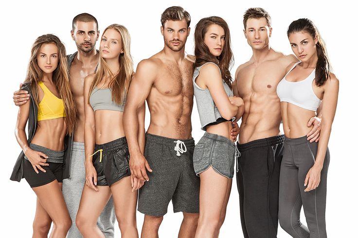 McFit Models Agency - Website & Kampagne Shooting by Ralph K. Penno Photography / Berlin / Germany