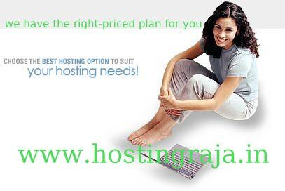 Hosting Raja is one of the top Domain name registration and web hosting company in India and is the only Hosting company in India provides supports in regional languages. We provide high-speed, responsive, fully-featured domains and hosting at an affordable price.  Visit here http://www.hostingraja.in