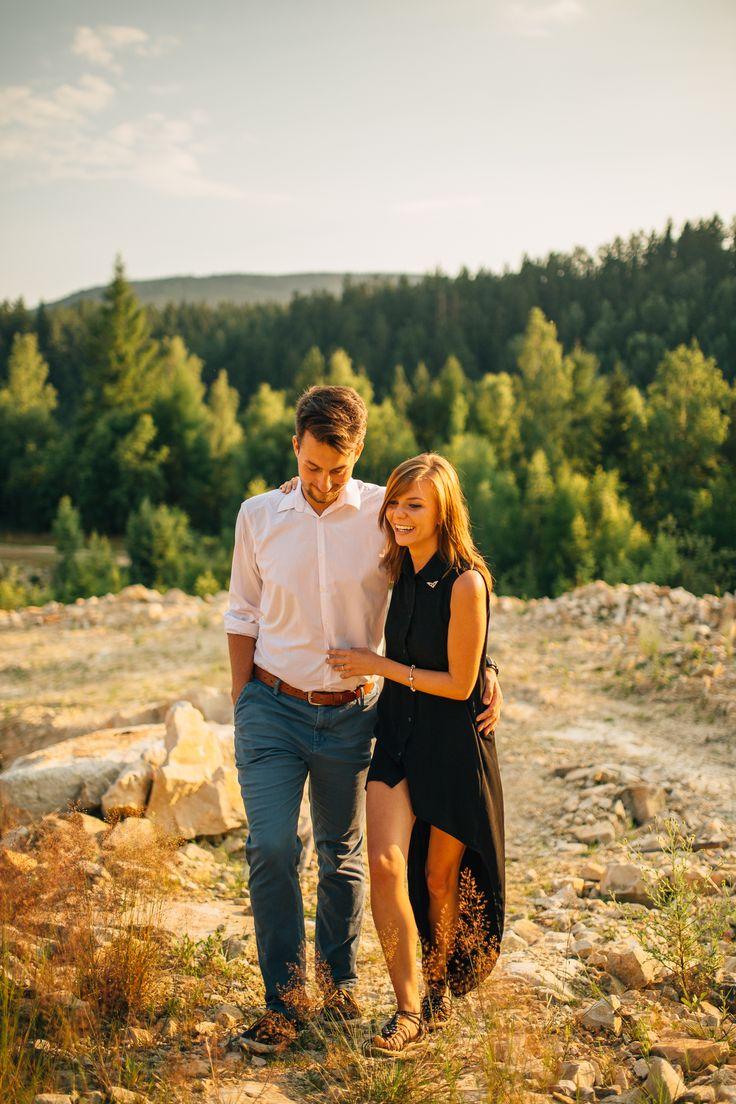 Marta & Kamil || Poland #photography #poland #europe #stonemine #sunbeams