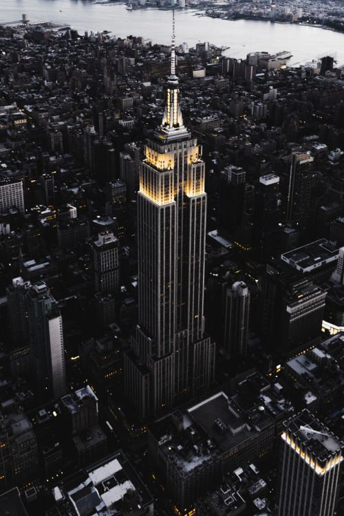 envyavenue:  Empire State | EnvyAvenue