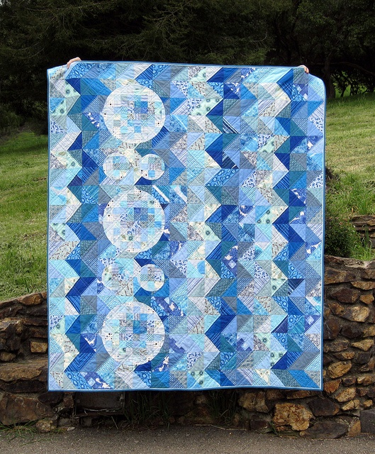 105 best ideas about quilting / sea /water / blue on ...