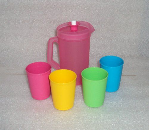 TOPSELLER! Tupperware Mini Serve It Pitcher and... $34.99