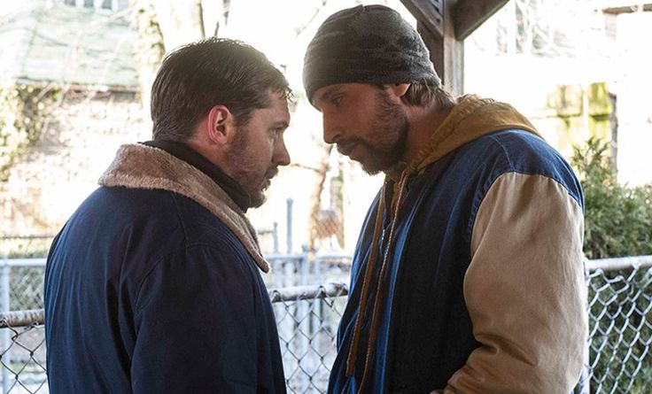 """Watch: Tom Hardy And Matthias Schoenaerts Have A Show Down In First Clip From 'The Drop' [based on Dennis Lehane's short story """"ANIMAL RESCUE""""] 
