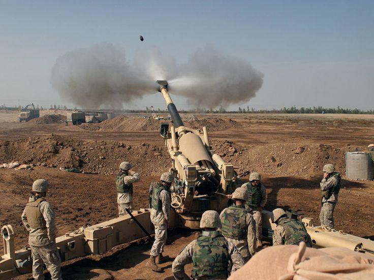 M198 Howitzer