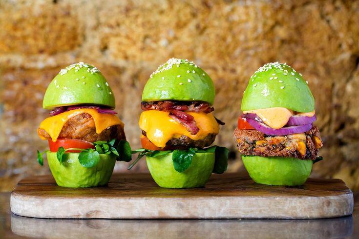 Avocado bun burgers come to London | Restaurants | Going Out | London Evening Standard
