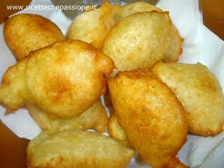 Crespelle con patate Ricetta calabrese