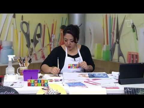 Ateliê na TV - 01.04.16 - Mayumi Takushi - YouTube