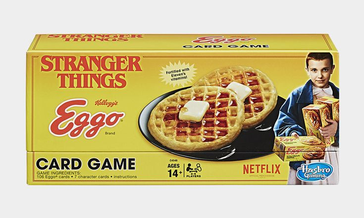 Netflix x Hasbro for Stranger Things