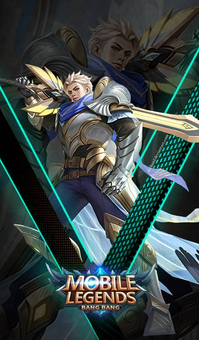 Alucard Mobile Legend Wallpaper Hd