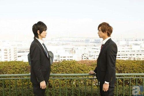 Seven Days -Tomoki Hirose (Seryou Touji) and Takeshima James Yamada (Shino Yuzuru)