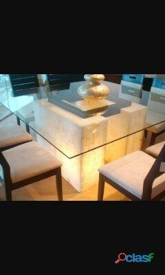 Fabrica de comedores, cubiertas, muebles de baño.. de marmol onix y ...