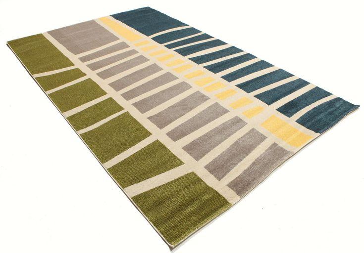 Te nowoczesne dywany są dostępne w wielu rozmiarach oraz wzorach i mogą się stać pięknym, centralnym punktem Twojego domu. Do ich wyrobu używamy fryzu polipropylenowego – materiału syntetycznego o właściwościach włókien naturalnych.