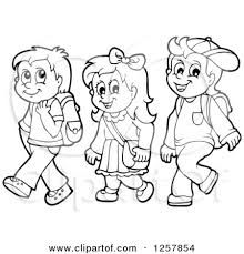 Image result for children sitting clipart black and white
