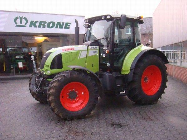 Tracteur Claas - Arion 610