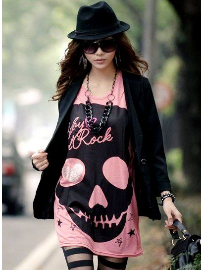 2013 latest fashion trends for teens | New Style Latest T Shirts Korean Fashion Teen girls Trends 2013 3 New ...