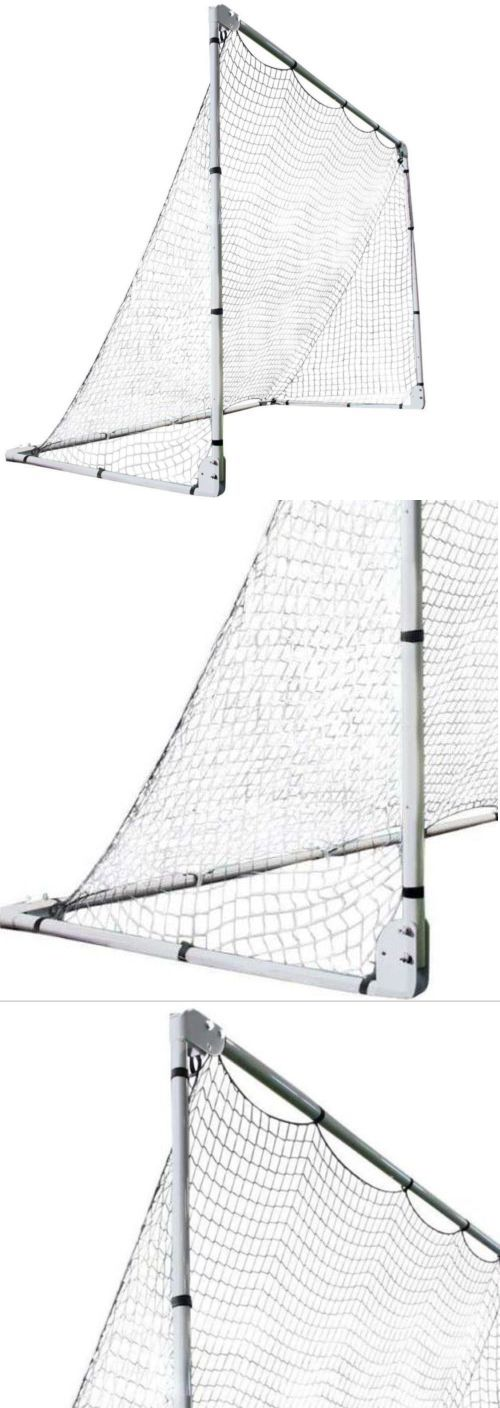 Goals and Nets 159180: Lifetime 7 Ft. X 5 Ft. Folding And Adjustable Size Folding Soccer Goal -> BUY IT NOW ONLY: $98.99 on eBay!