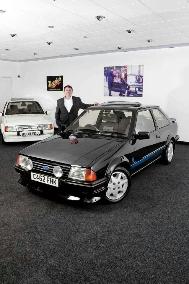 Ford escort 1 RS Turbo