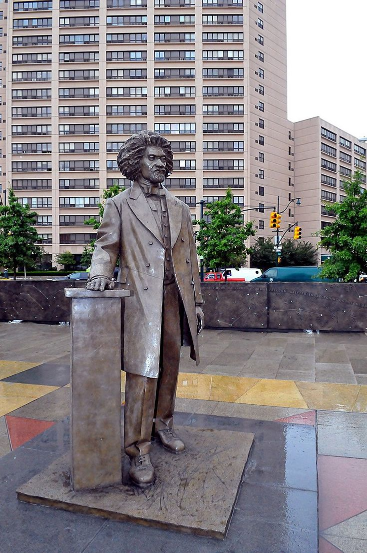 best images about frederick douglas purpose statue of frederick douglas