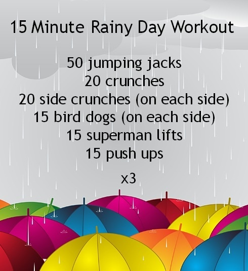 Best 25 rainy day workouts ideas on pinterest daily workout health and fitness ccuart Gallery