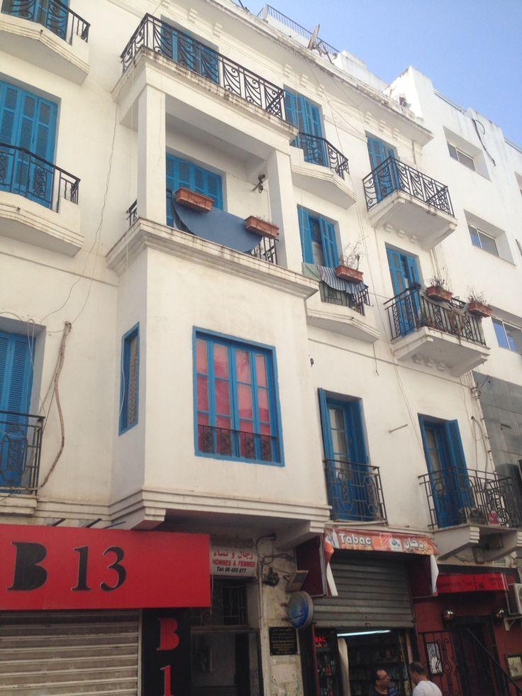 #white_n_blue #tunisia