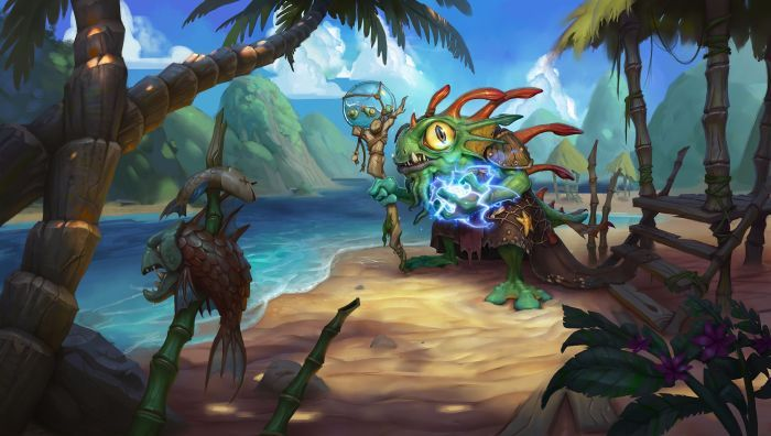 Morgl the Oracle - Hearthstone: Heroes of Warcraft Wiki