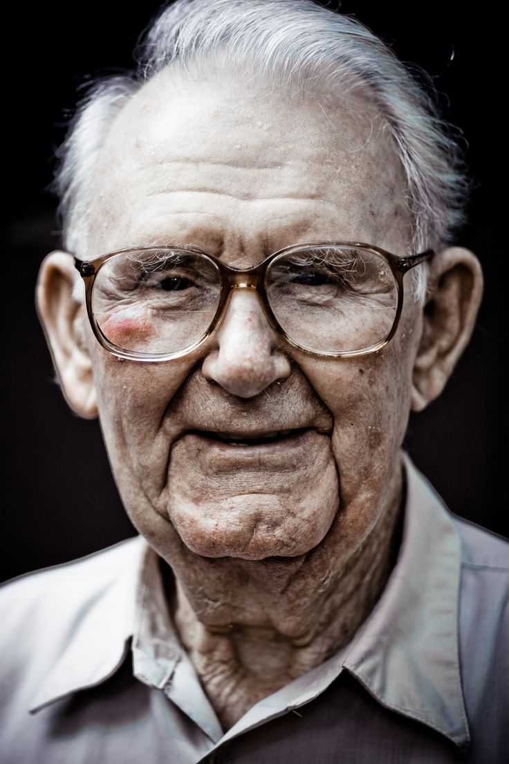 elderly man portrait - photo #25