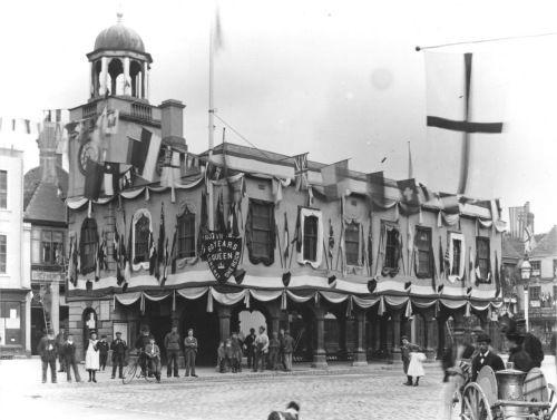 Jubilee celebrations 1897