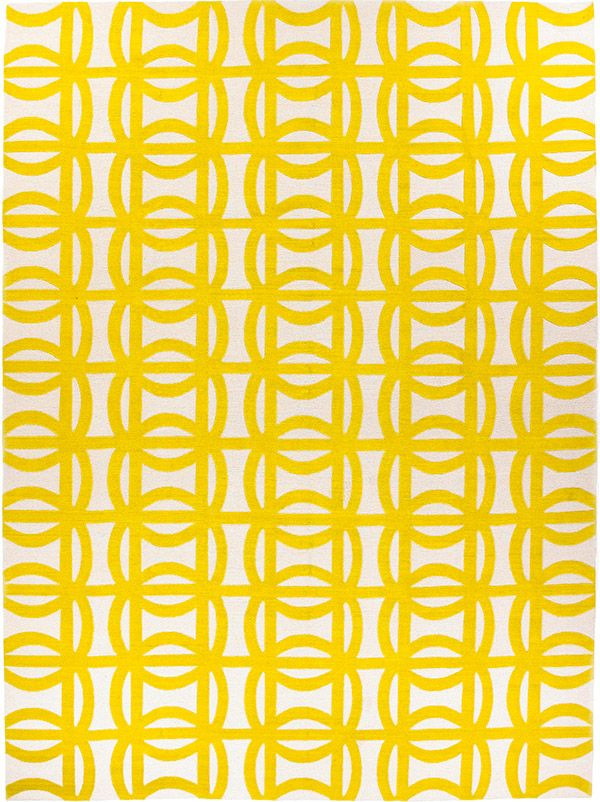 Sellarsbrook Yellow by Suzanne Sharp for The Rug Company