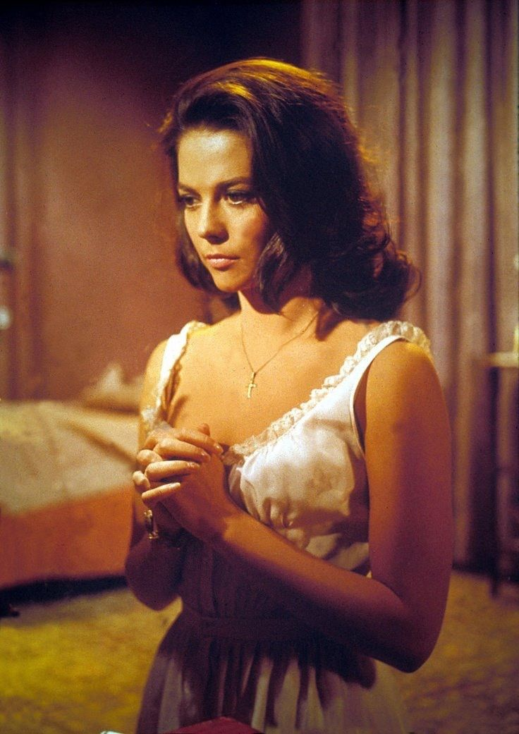 Natalie Wood as Maria in West Side Story (1961)