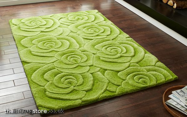 Valentine Green Rug : the BIG rug store, buy rugs online for fast ...