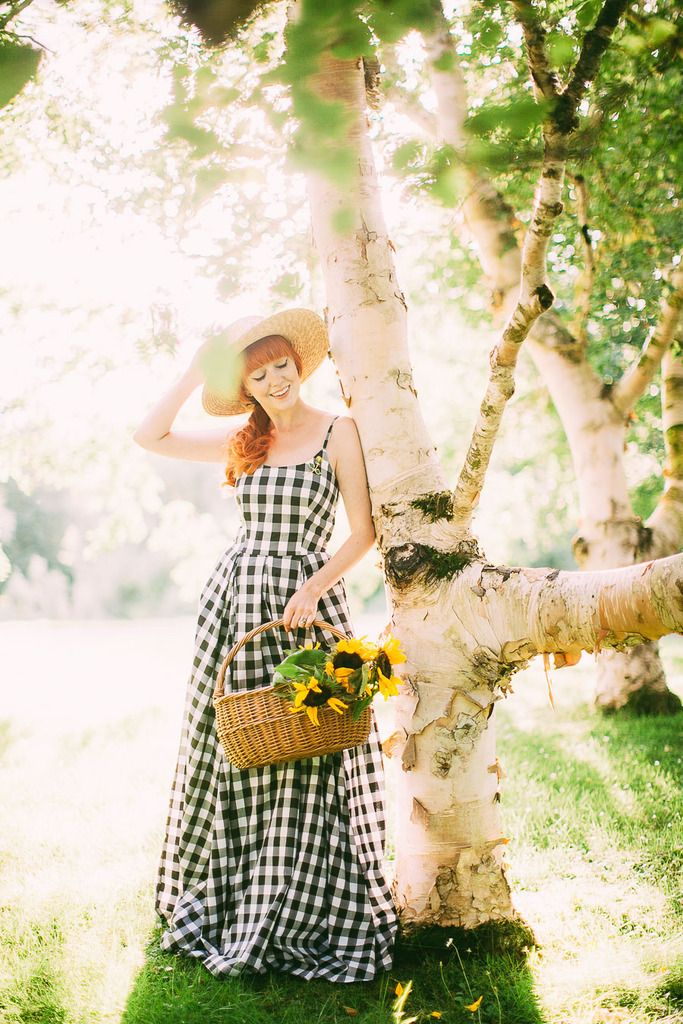 Outfit: I'm A Picnic