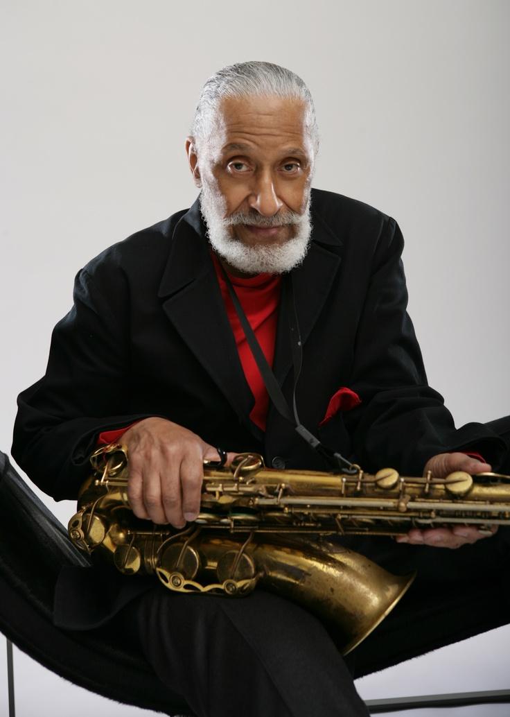Sonny Rollins, saxophonist extraordinaire