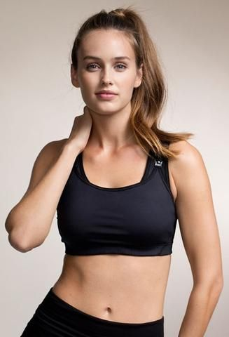 Mirity Women Sports Bra for Running and Weight Lifting