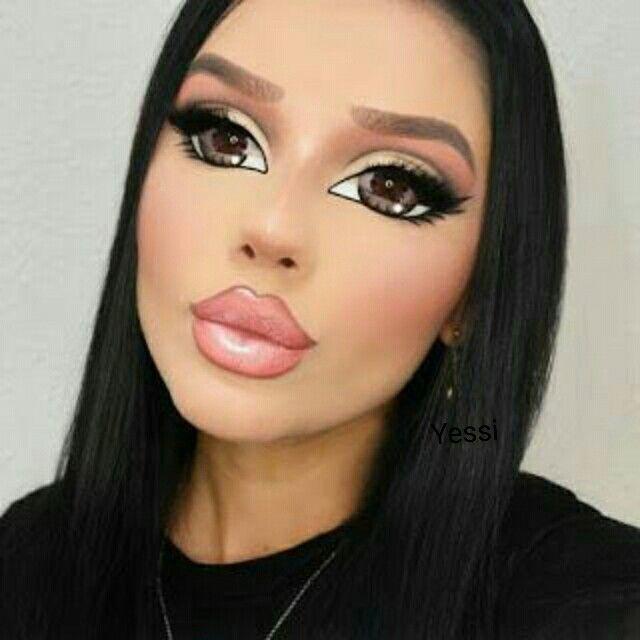 Maquillaje Halloween 2020 Mujer Maquillaje en 2020 | Maquillaje de halloween bonito, Maquillaje de