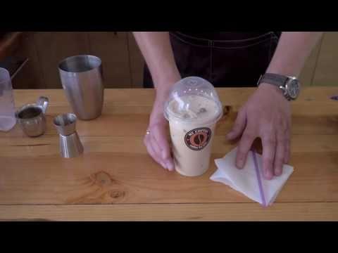 Фраппе Кофе, рецепт и калькуляция кофе. Как приготовить кофе Фраппе.